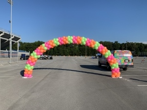 Standard Extra Large Arch - NEON colors