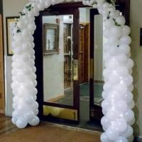 HPB Flower Arch