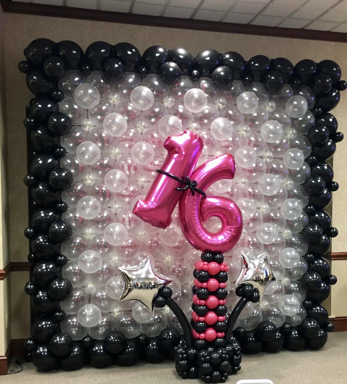 Custom Balloon Sculpture