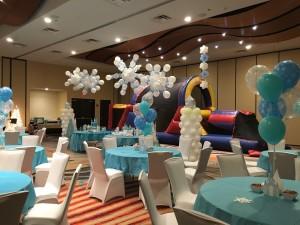 certified balloon artist, knoxville balloons