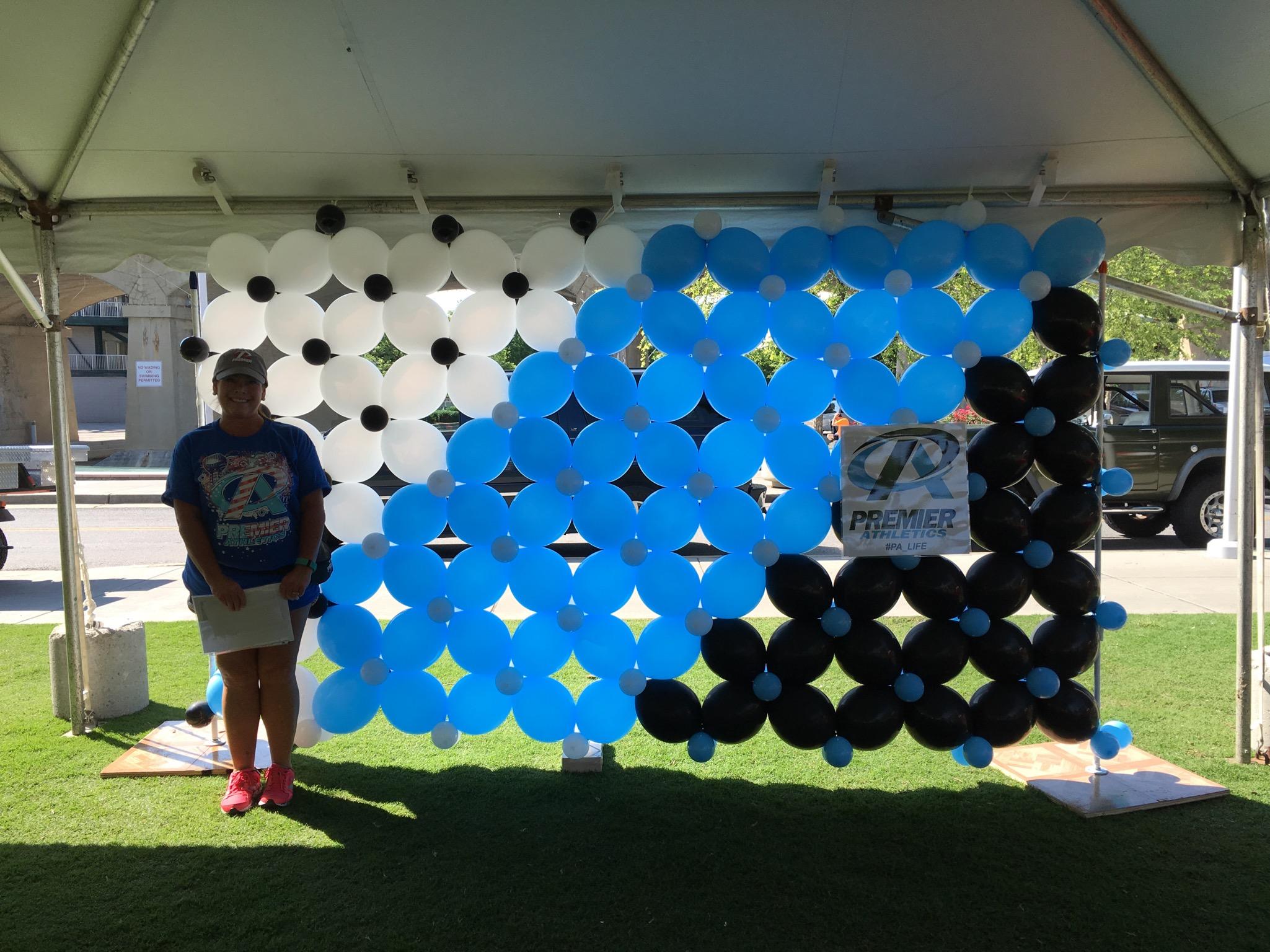 balloon backdrops