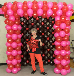 balloon backdrops photography