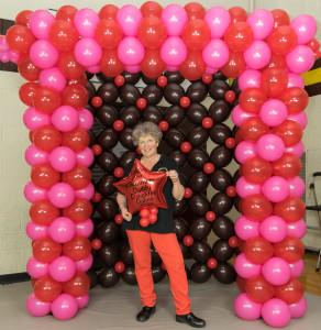 balloon backdrops photography