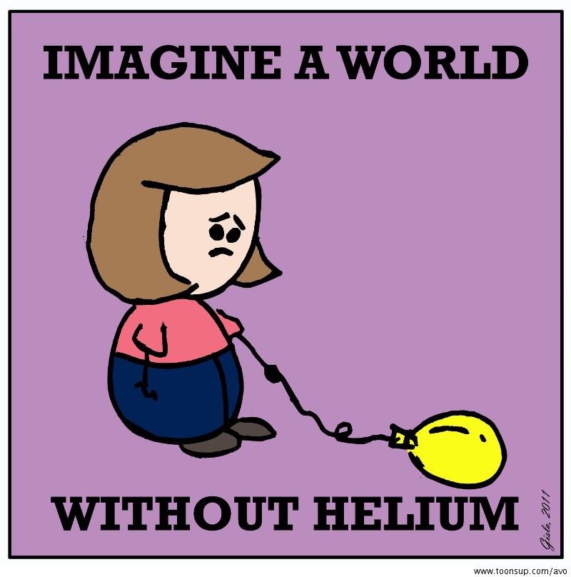 helium, helium prices, helium shortage