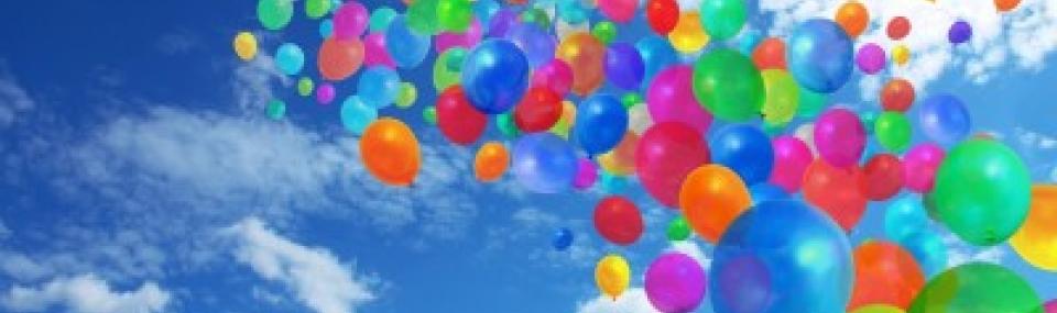 Balloon releases