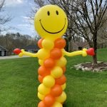 Crazy Column - Smiley